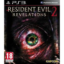 Resident Evil Revelations 2 PS3 Game Brand New