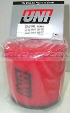 Honda TRX300 90-01, TRX350 00-06, TRX400 95-07, TRX450 98-04 Uni Air Filter