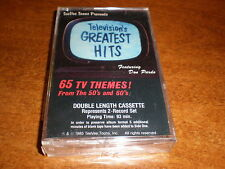 Televisions Greatest Hits  CASSETTE NEW