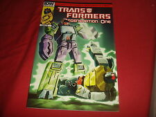 TRANSFORMERS : REGENERATION ONE #88 Cover A Simon Furman IDW Comics 2013 NM