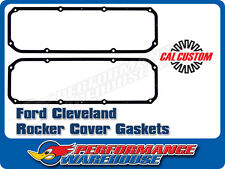 FORD CLEVELAND 302 351 VALVE COVER GASKETS RUBBER WITH STEEL CORE