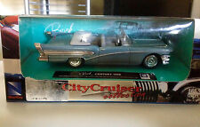 City Cruiser Collection 1:43 Buick Century 1958 Blue