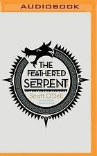 The Feathered Serpent by Scott O'Dell (2016, MP3 CD)