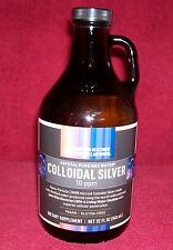 Colloidal Silver, 32 Oz., Micro-particle, made with John Ellis Living Water