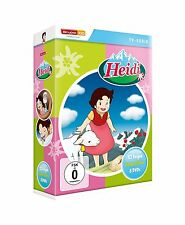 Heidi - TV-Serien Komplettbox 8 DVDs DEUTSCH NEU Alle 52 Episoden auf DVD