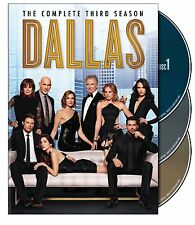 Dallas: The Third Season Series 3 DVD R4 New 2012