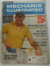 Mechanix Illustrated Magazine Personal Air Conditioner July 1967 043015R2