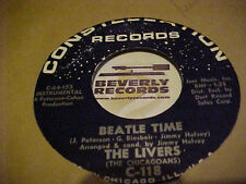 "Beatles related 45 Livers ""BEATLE TIME"" / ""THIS IS THE NIGHT""   mint-"