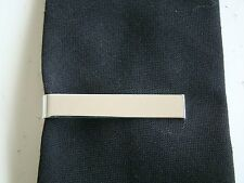 USN US NAVY SEAL SAILOR SEABEE AIRMAN ALL ENLISTED PLAIN SILVER TIEBAR TIE CLASP