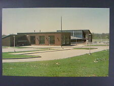 Centerville Iowa IA Rathburn Lake Fish Hatchery Catfish Walleye Postcard 1970s