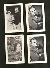 1954 MGM Movie~BRIGADOON~4 cards~GENE KELLY-CYD CHARISE ~ NM-MINT CONDITION