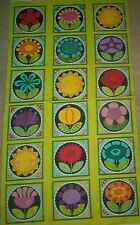 ANDOVER COTTON FABRIC PANEL-SUNSHINE AND FLOWER-QUILT-WALL HANGING