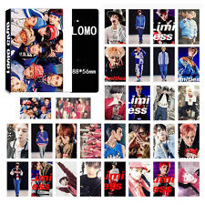 30pics set NCT NCT127 LOMOCARDS KPOP CARD Fire Truck