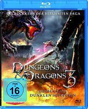 Dungeons & Dragons 3 - Das Buch der dunklen Schatten - Blu Ray  - NEU & OVP