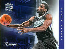 2012-13 Prestige #44 Tyreke Evans Sacramento Kings NM Basketball Single