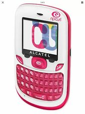 Brand New Alcatel One Touch ot-355 - Rosa (Sbloccato) Telefono Cellulare