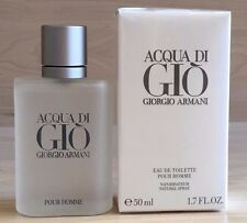 Acqua Di Gio By Giorgio Armani 1.7 oz / 50 ml EDT Spray For MEN Brand New