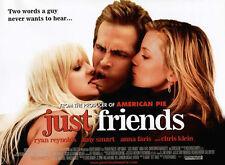 2x Just Friends - Original UK Mini Quad Posters