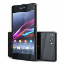 NEW Android Sony Xperia Z1 Compact D5503 - 16GB - Black (Unlocked) Smartphone
