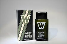 VINTAGE WORTH POUR HOMME EAU DE TOILETTE 200 ML SPLASH