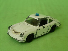 EFSI 402 PORSCHE 911S POLITIE POLICE 1/66 - GOOD CONDITION -