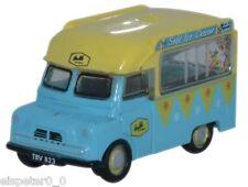 Bedford CA Ice Cream Walls, Spur N, Oxford Auto Fahrzeug Modell 1:148