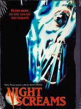 Night Screams, Unrated, Brand New (DVD, 2000)