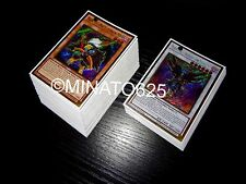 Yugioh Complete Blackwing Deck! Raikiri Armor Master Armed Wing Nothung Pinaki!!