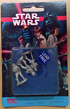 Star Wars West End Games - 40433 SCOUT TROOPERS (MIB, SEALED)