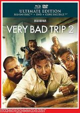 VERY BAD TRIP 2 Bradley Cooper Ultimate Edition DVD bluray - BLU-RAY -