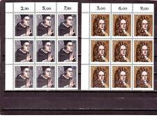 GERMANY/WEST - SG1927-1928 MNH 1980 EUROPA - BLOCKS OF 9