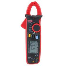 LCD Digital Clamp Meter Multimeter True RMS AC/DC Volt/Amp/Ohm/Temp Tester D0K8