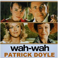 Wah-Wah – Patrick Doyle – PROMO Soundtrack CD NEU