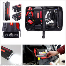 Mini High Power 68800mAh Car Jump Starter Power Emergency Battery 4-USB Charger