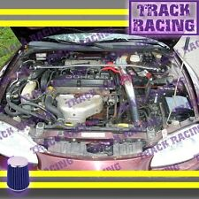 95-99 MITSUBISHI ECLIPSE EAGLE TALON RS GS NON-TURBO COLD AIR INTAKE Red Blue
