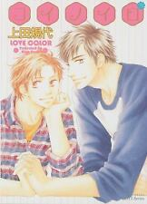 NEW - The Color Of Love (Yaoi) by Ueda, Kiyo