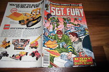 Sgt. Fury # 155 -- and his Howling Commandos // us Marvel Comics Group 1979