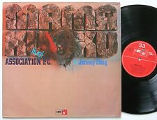 ASSOCIATION P.C. + JEREMY STEIG LIVE! ORIG MPS BASF KRAUT ROCK / JAZZ LP