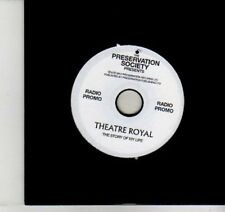 (DI448) Theatre Royal, The Story Of My Life - 2012 DJ CD