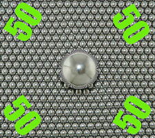 50 QTY 1 Inch G-25 Chrome Steel Ball Bearings AISI 52100 Made in the USA