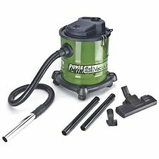 POWERSMITH PAVC101 3 GALLON 10 AMP PELLET STOVE ASH VACUUM CLEANER FIREPLACE