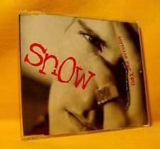 MAXI Single CD Snow Ft. Nadine Sutherland Anything For You 4TR 1995 Ragga HipHop