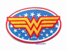 WONDER WOMEN embroidered badge Patch