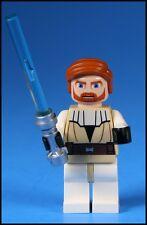 2009 LEGO STAR WARS CLONE WARS OBI-WAN KENOBI JEDI MINIFIGURE PIRATE TANK 7753