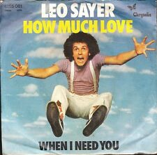 11743 LEO SAYER  HOW MUCH LOVE