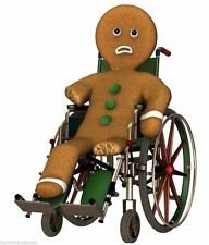 Gingerbread Man No Leg Ginger Bread Wheelchair Sticker Decal Graphic Vinyl Label