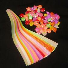 Shiny Lucky Star Origami Paper Ribbon Free Ship