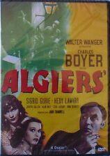 DVD ALGIERS - Charles BOYER / Sigrid GURIE / Hedy LAMARR -  NEUF