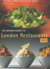 The Rough Guide to London Restaurants (Mini Rough Guides) Campion, Charles Very