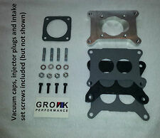 Jeep 4.0 Intake Manifold EFI to Carburetor Adapter Kit